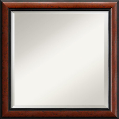 Amanti Art Regency Square Wall Mirror