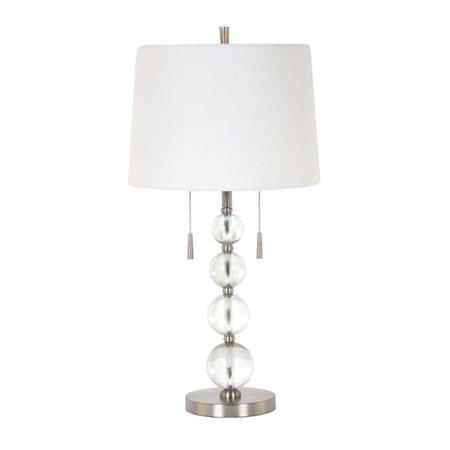 home ltd 32 2007lt 28 in twin pull chain table lamp. Black Bedroom Furniture Sets. Home Design Ideas