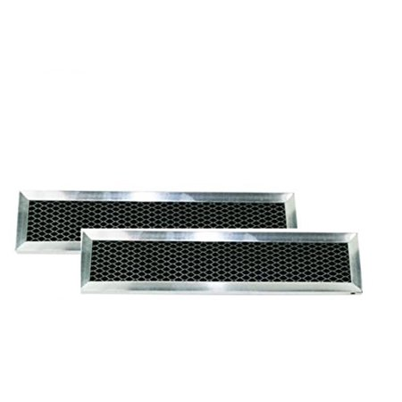 2 PACK 5304464577 Frigidaire Microwave Oven Charcoal Carbon Filter Replacements