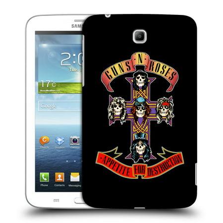 Official Guns N Roses Key Art Hard Back Case For Samsung Tablets 1