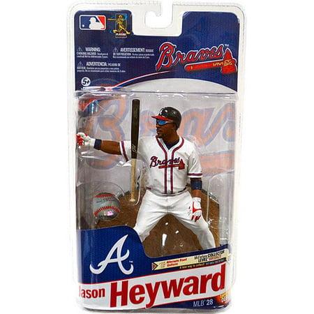 Action Sports Baseball - McFarlane MLB Sports Picks Series 28 Jason Heyward Action Figure [White Jersey]