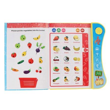 Kids Learning Machine Common Sense Cognitive Intelligence Logic Learning Pen Educational Toy Color:YS2607A - image 3 de 6