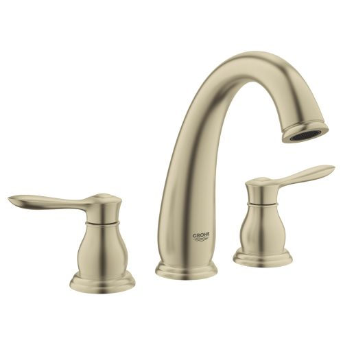 Grohe 25 152 Parkfield Roman Tub Filler with Double Metal...