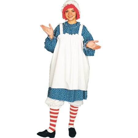 Raggedy Ann Halloween Costume For Toddler (Morris Costumes Raggedy Ann Adult Halloween)