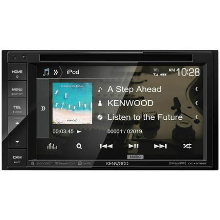 KENWOOD DDX276BT 6.2