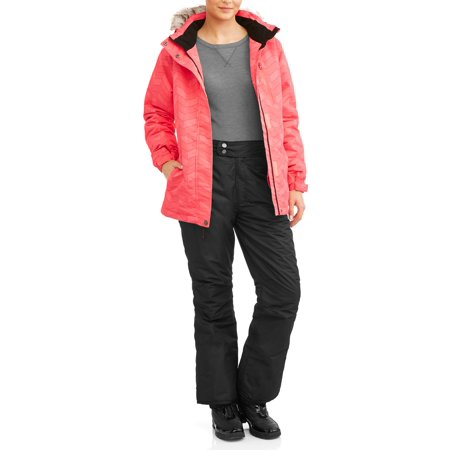 Iceburg Women's Insulated Snow Ski/Snowboarding Set--Complete With Ski Pants & Ski Jacket