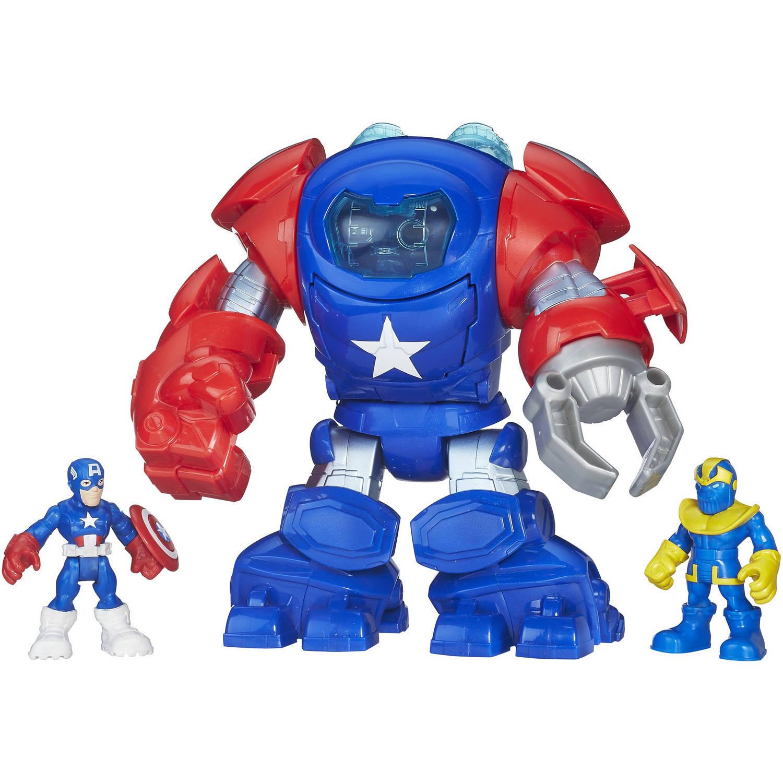 Playskool Heroes Super Hero Adventures Space Command Armor by Hasbro