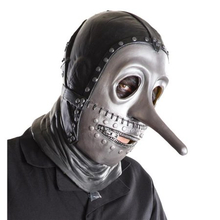 Morris Costumes RU68675 Slipknot Chris Mask - Slipknot Jumpsuit For Sale