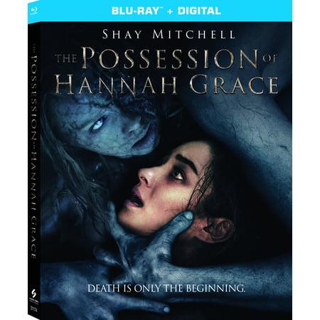 - The Possession of Hannah Grace (Blu-ray + Digital Copy)