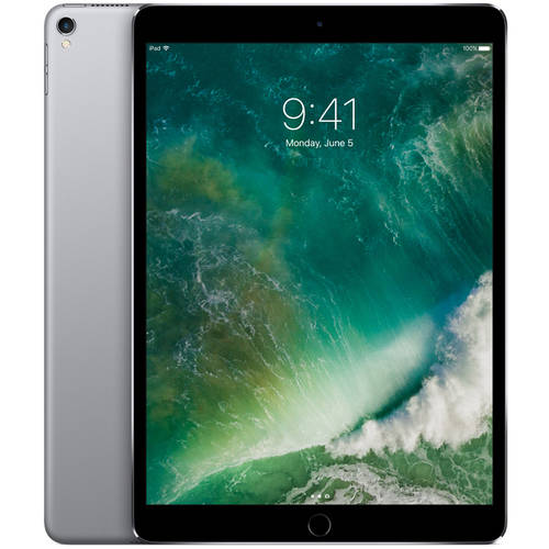 Apple 10.5-inch iPad Pro Wi-Fi 512GB Space Gray by Apple