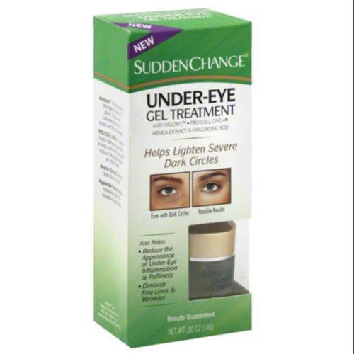 Sudden Change Under-Eye Gel Treatment 0.50 oz (Pack of 6)