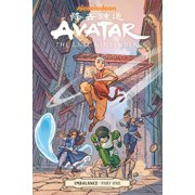 Avatar: The Last Airbender-Imbalance Part One - eBook
