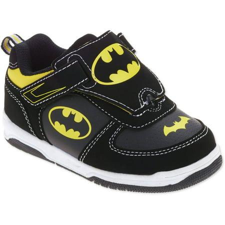Batman - Toddler Boys Athletic Shoe - Walmart.com