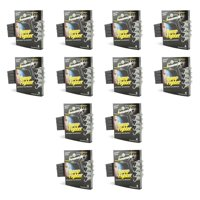 Bump Fighter Mens Disposable Razors Mens, 4 Ct. (Pack of 12)