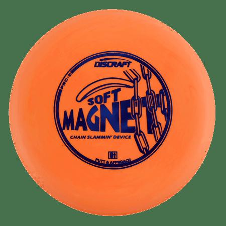 Discraft Pro D Soft Magnet Disc Golf Putter Approach Disc 167 169
