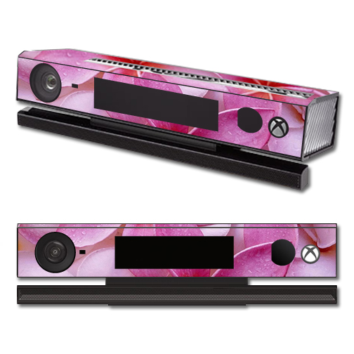Mightyskins Protective Vinyl Skin Decal Cover for Microsoft Xbox One Kinect wrap sticker skins Flowers