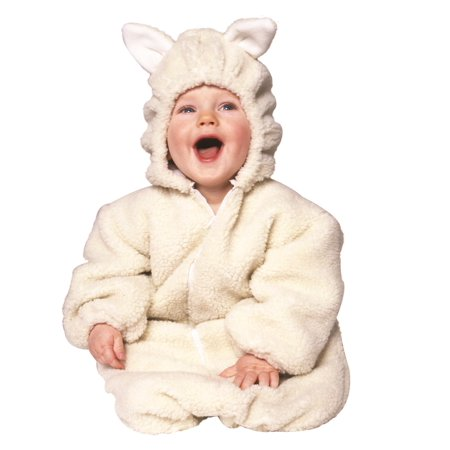 Infant Lamb Costume (Ba Ba Lamb Bunting Infant)