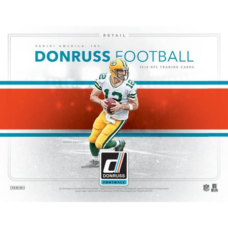 - NFL Football 2016 Donruss Complete Set Trading Card Box