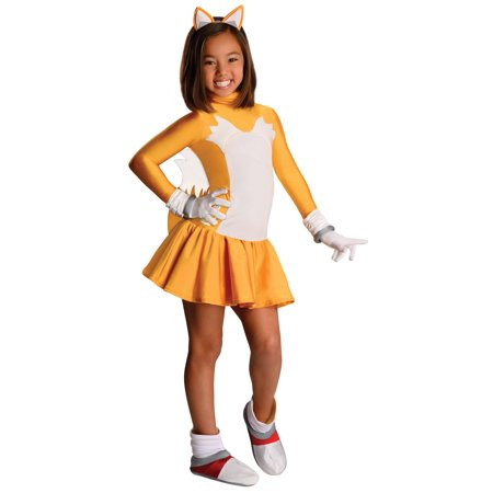 Tails The Fox Costume for Kids - Sanic Costume