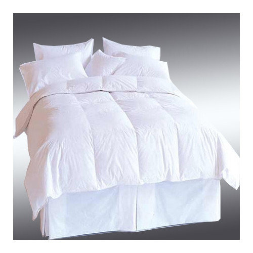 Highland Feather Carmel Heavyweight Down Duvet Insert