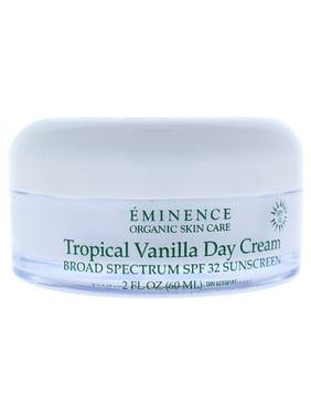 Eminence Tropical Vanilla Day Face Cream SPF 32, 2 oz