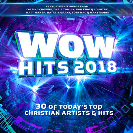 WOW Hits 2018 (Various Artists) (CD) - Wow Timeline