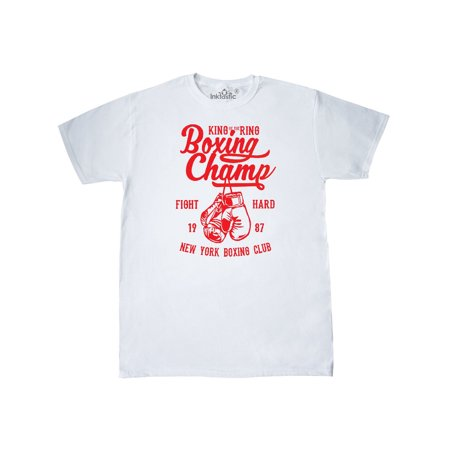 Boxing Champ T-Shirt (Division Champs Tee)