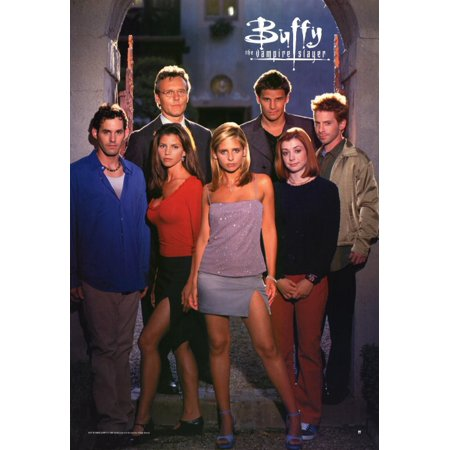Buffy The Vampire Slayer (2003) 11x17 TV Poster (Buffy The Vampire Slayer The Long Way Home)