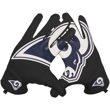Nike Los Angeles Rams Sphere Fan Gloves
