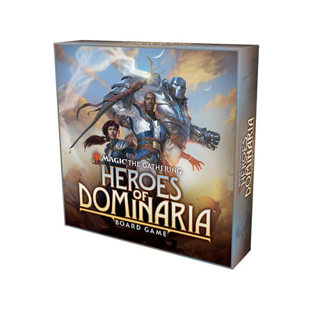Wizkids Magic: The Gathering: Heroes of Dominaria Board Game - Standard Edition ()