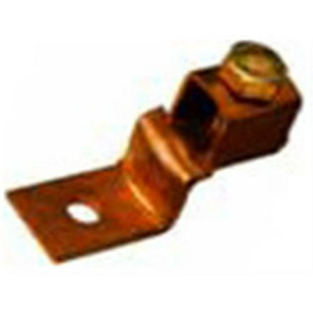 Morris Products 90514 Copper Mechanical Single Offset Connectors 35A