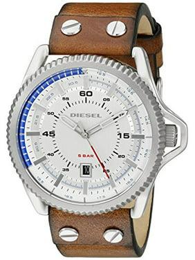 Men's Rollcage Watch Quartz Mineral Crystal DZ1715