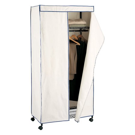 Neu Home Heavy Duty Storage Wardrobe