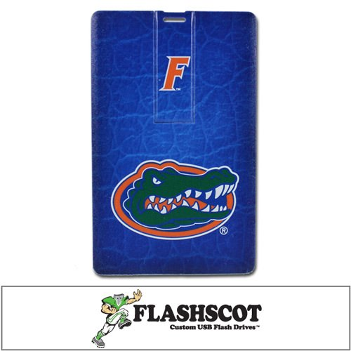 Florida Gators iCard USB Drive - 16GB