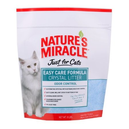 Nature S Miracle Just For Cats Walmart