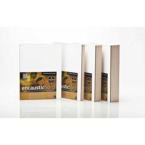 AMPERSAND ART SUPPLY ENC750912 ENCAUSTICBORD 7/8 INCH CRADLED 9X12
