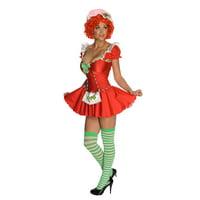 Strawberry Shortcake Costume Rubies 880224
