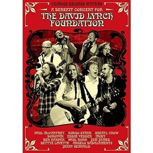 Change Begins Within: Benefit Concert for the David Lynch Foundation (Blu-ray) by
