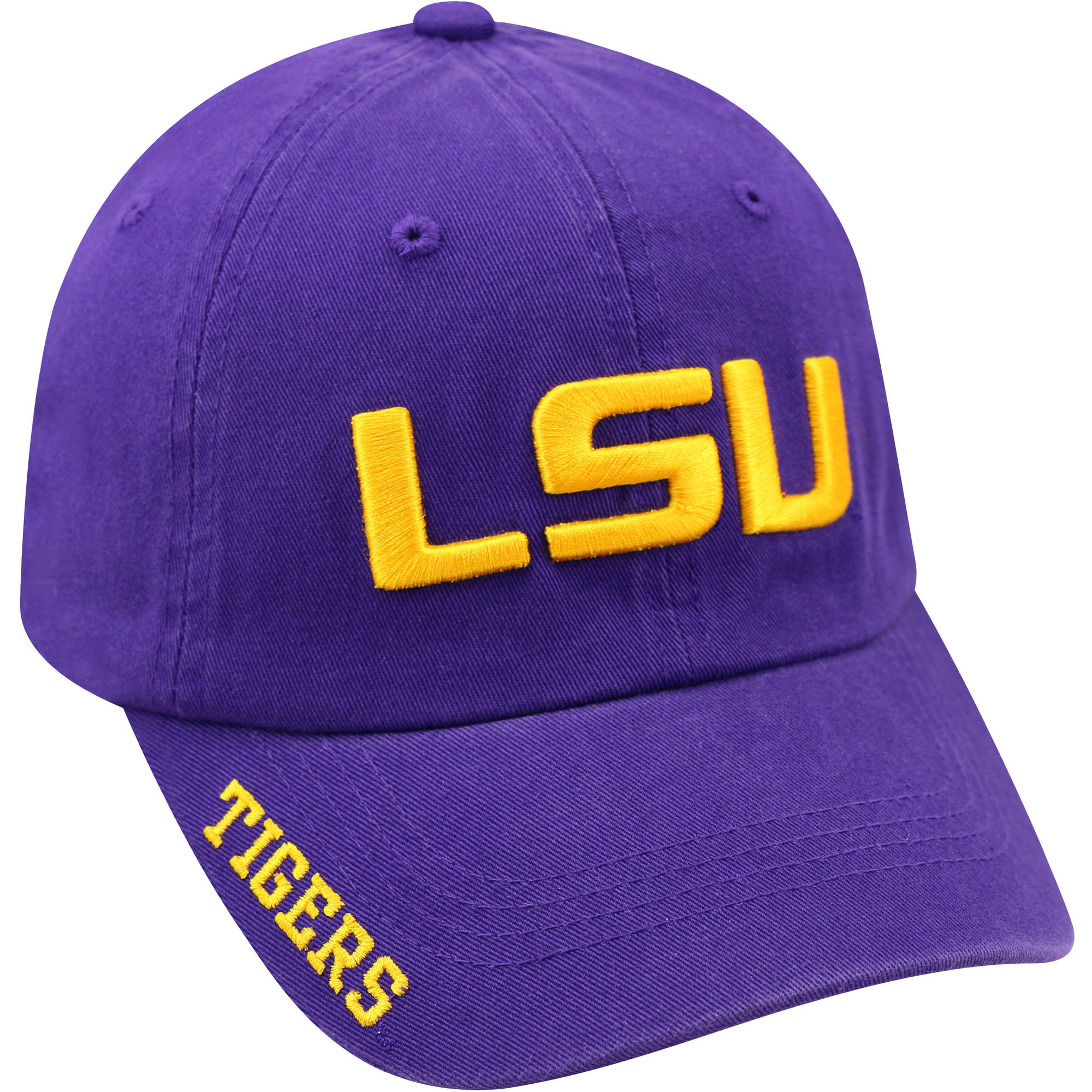 NCAA Men's LSU Tigers Home Cap