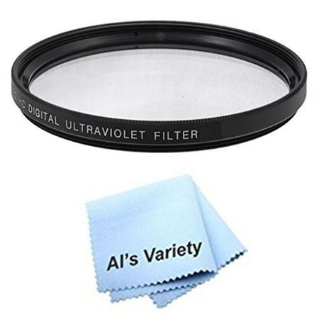 Haze Multithreaded Glass Filter For Samsung NX2000 58mm 1A Multicoated UV