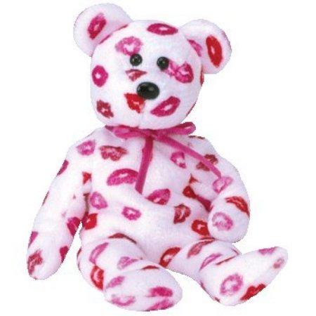 Kissy Kissy Infant (Ty Beanie Babies Kissy - Bear )