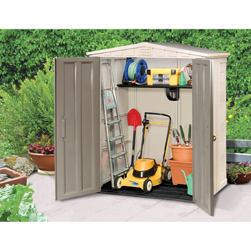 Keter 6x3 Apex Storage Shed, Stock # 171