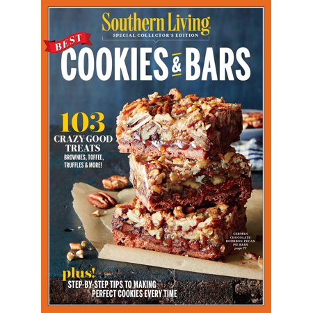 SOUTHERN LIVING Best Cookies & Bars - eBook