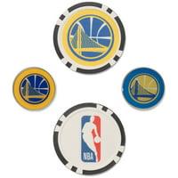 Golden State Warriors Ball Marker Set - No Size
