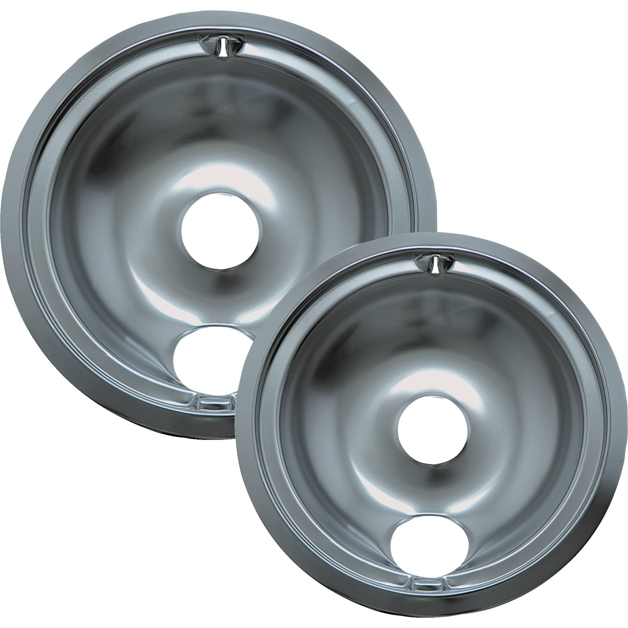 Range Kleen Drip Pan, Style B, 2pk