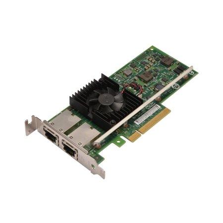 Intel I350 X540-T2 PCIe v2 1 x8 Ethernet NIC Server Half Height Bracket  Adapter