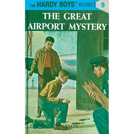 Hardy Boys 09: the Great Airport - The Black Cat Felicia Hardy