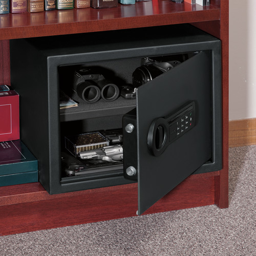 Stack-On Large Safe with Electronic Lock
