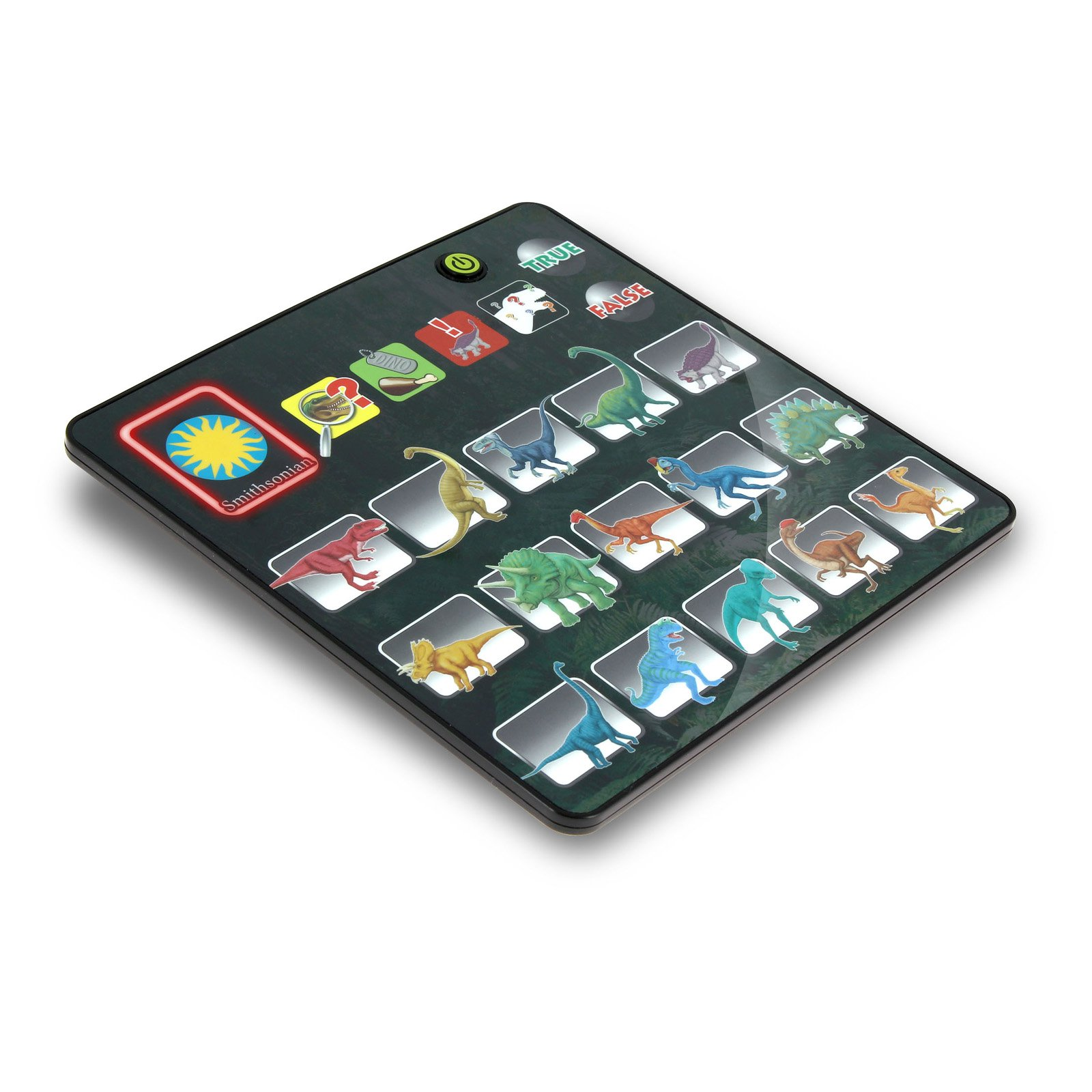 Kidz Delight Smithsonian Kids' Dino Tablet