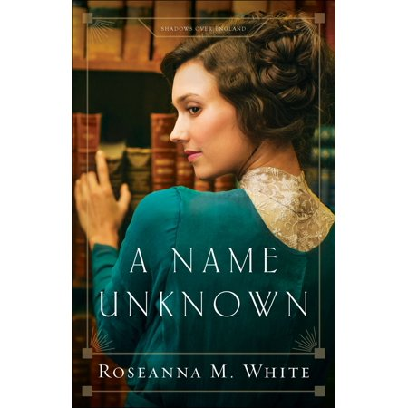 A Name Unknown (Shadows Over England Book #1) - (Names That Start With E In The Bible)